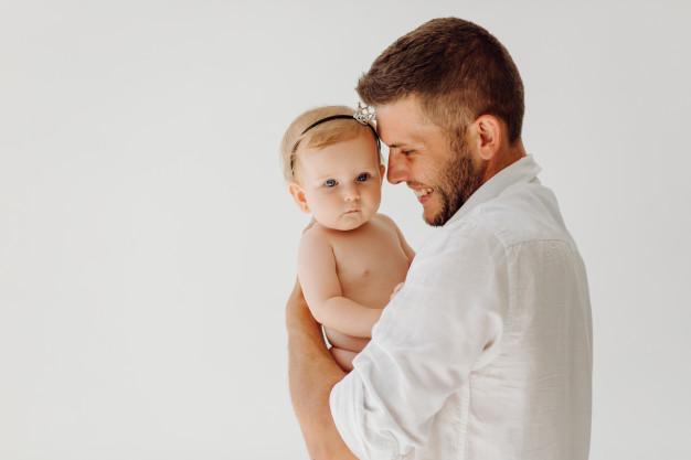 como fortalecer vinculo pai bebe